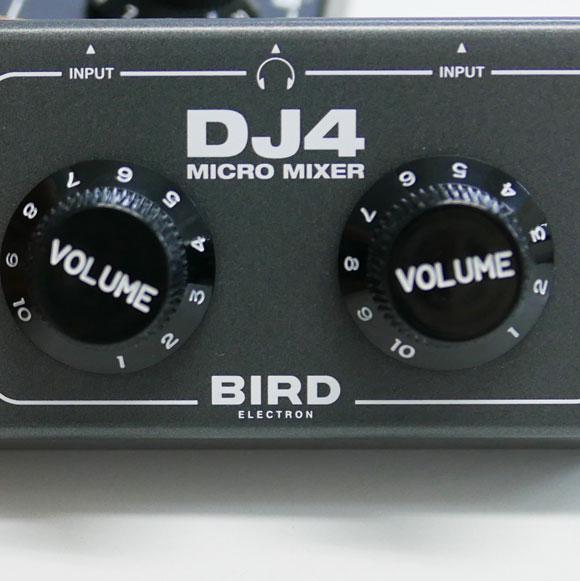 DJミキサー DJ-4S